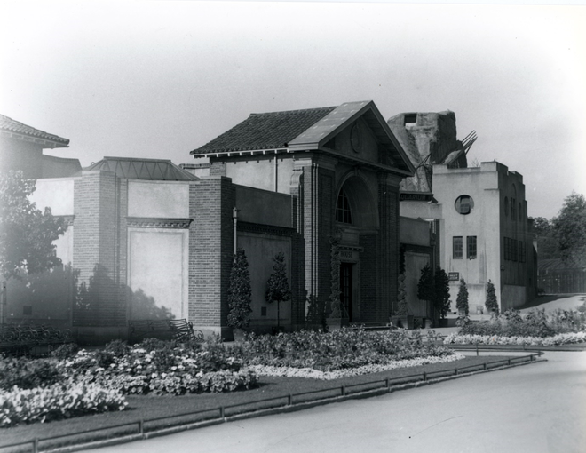 Reptile House, 1920s
