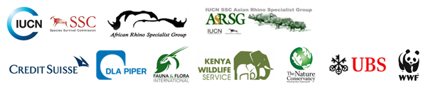Rhino Impact Investment Project implementing partner logos