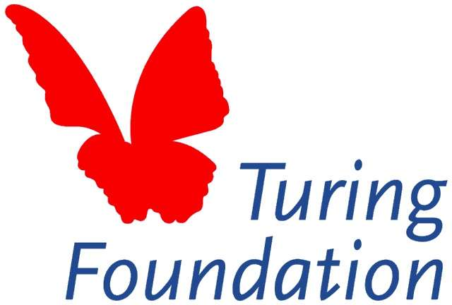 Turing Foundation logo